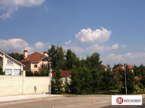 Участок 12 соток в коттеджном поселке, Киевское/Калужское шоссе - Фото 3