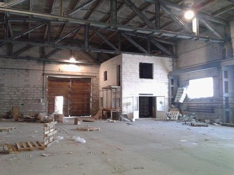 Сдам теплый склад, 800м2, 1 этаж, 100квт, можно производство - Фото 4