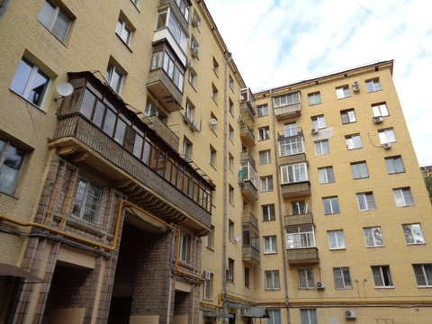 Университет 2-х комнатная квартира в Сталинском доме - Фото 5