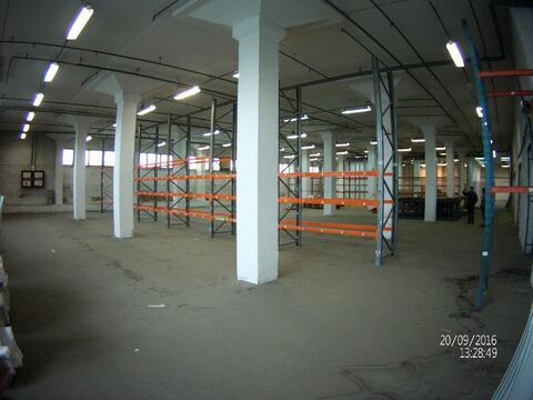Сдаается в аренду склад 1244 квадратных метра - Фото 3