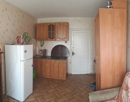 Продается хорошая комната 15.5 кв.м в 4-к.кв, метро Академическая - Фото 1