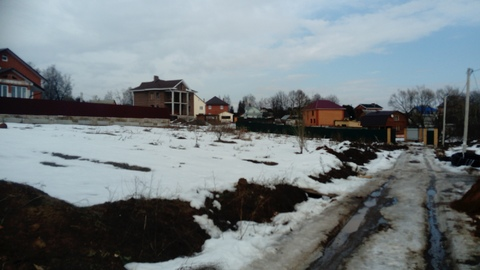 Продам участок в черте г. Солнечногорска - Фото 4