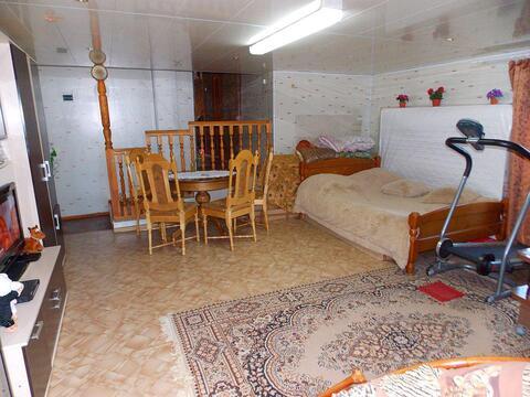Новый бревенчатый дом с газом и баней в пос. Лежнево - Фото 4