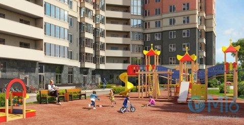 Продажа 1-комнатной квартиры в Калининском районе, 37.93 м2 - Фото 1