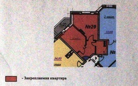 Продается 1 к.кв. Лаговское с/п, вблизи д.Бородино - Фото 1