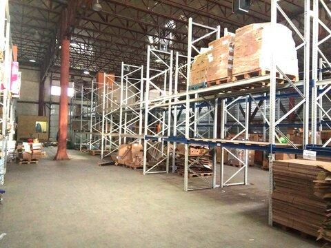 Сдам склад 475 кв.м. высота потолков 9 м. - Фото 1