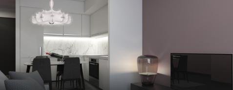 Квартира с евроотделкой и кухней от застройщика м. фили - Фото 1