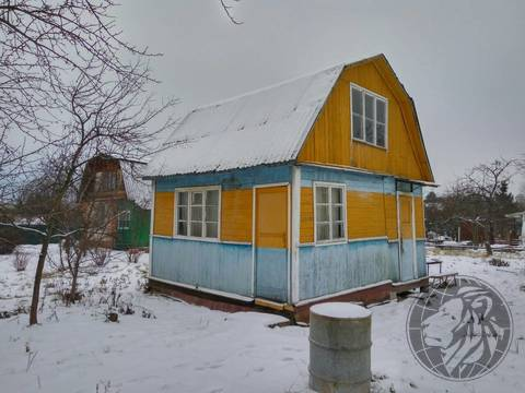 Участок 7 соток в черте города СНТ Весна-1, Климовск, Подольск. - Фото 1