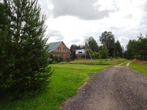 Срочно продаю красивейший участок 80 сот. в деревне М.Шимоново - Фото 5