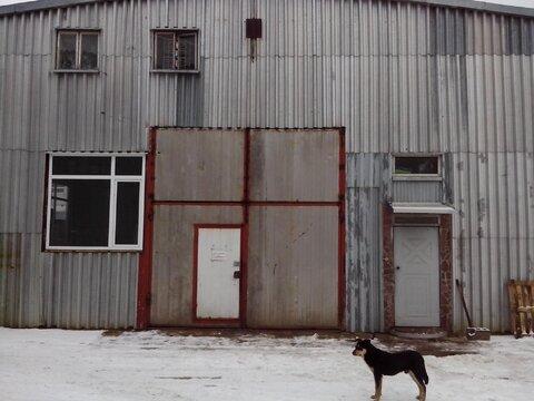 Производственное помещение от 50 кв.м. Отопление, вода, 150 квт - Фото 4