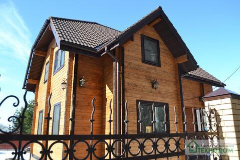 Дом 2х этажный в СНТ Колос-2 поселение Вороновское, Москва - Фото 2
