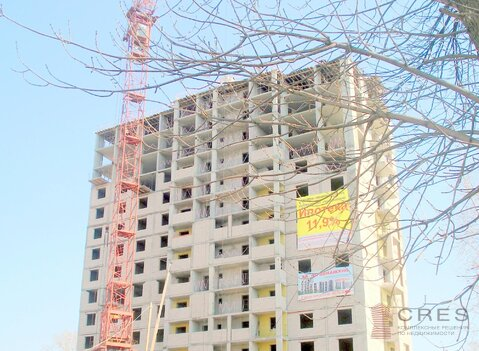 Трехкомнатная квартира по ул. Первомайская 71 Литер 4 Секция А - Фото 4