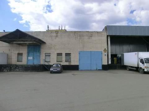 Отапливаемый склад, производство,572 м2 - Фото 1