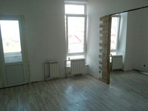 Однокомнатная в новом доме с ремонтом под ключ. Вокзальная 26а - Фото 4