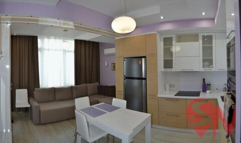 Продается однокомнатная квартира в закрытом жилом комплексе. Общая - Фото 1