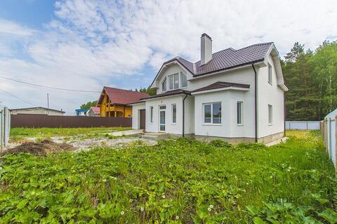 Новый коттедж с отделкой под чистовую в 15 км от Екатеринбурга - Фото 3