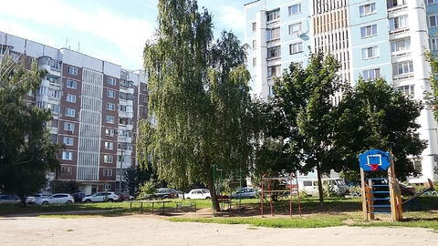Хорошая 3-хк.кв. 16 квартал, Мехзавод, отличная планировка 90 серии - Фото 1