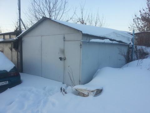 Продаётся гараж, г.Домодедово, ул.Северная, ГСК Комар - Фото 1