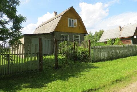 Дом 120 м2 с Газом, Гараж, 25 соток, д. Афонасово - Фото 1