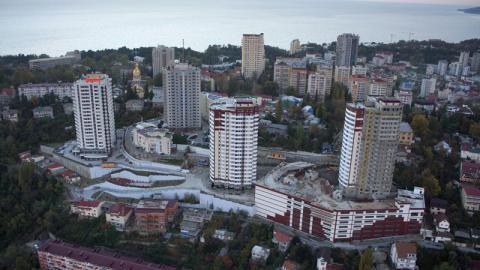 1-комн. квартира в Сочи в спальном районе - Фото 1