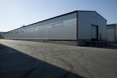 Теплый склад в аренду или на ответхранение Новосвердловской тэц 1500м - Фото 5