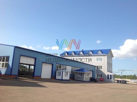 Аренда производственного помещения, Уфа, Дмитриевская ул - Фото 1
