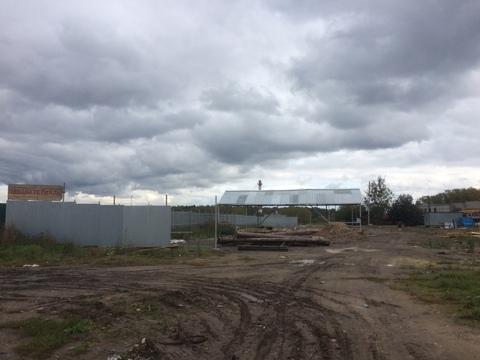 Аренда земельного участка с производственно-складским помещением - Фото 1