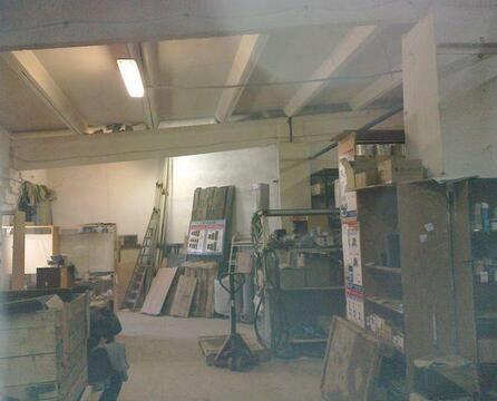 Теплый склад с авторампой 410 кв.м. - Фото 1