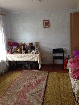 Продается крепкий дом с новым фундаментом и газом в центре поселка. - Фото 3