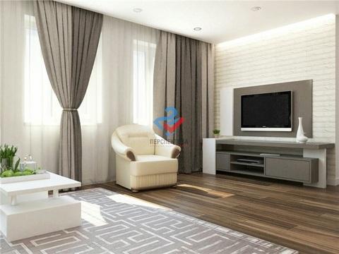 Квартира трехуровневая, 112,4 кв.м. в тихом и экологически чистом . - Фото 3