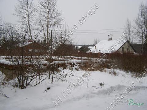 Волоколамское ш. 60 км от МКАД, Верхуртово, Участок 9 сот. - Фото 1