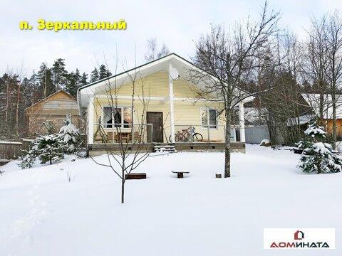 Зимний дом в пос. Зеркальный - Фото 1