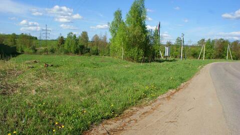 Участок коммерческого назначения в Волоколамске под производство - Фото 1