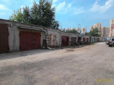 Гараж двухуровневый 42 кв.м, ГСК Рассвет, ул.Талалихина - Фото 1