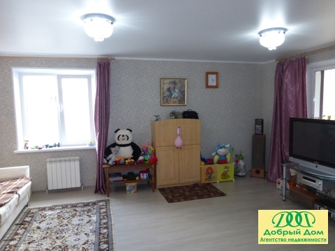 Продам жилой дом с ремонтом в Новоказанцево - Фото 3