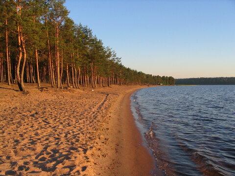 Золотой пляж на оз.Глубокое , Нагорное + 2 км - Фото 2