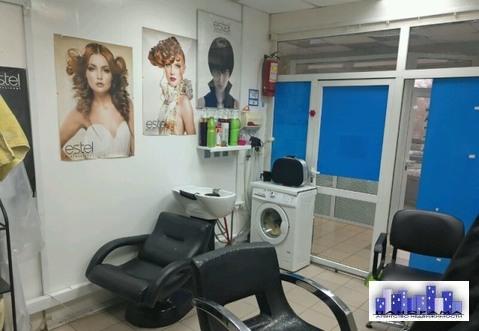 Продается парикмахерская 35м в Солнечногорске - Фото 1