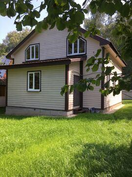 Срочно продается красивая благоустроенная дача в Рузском районе - Фото 1