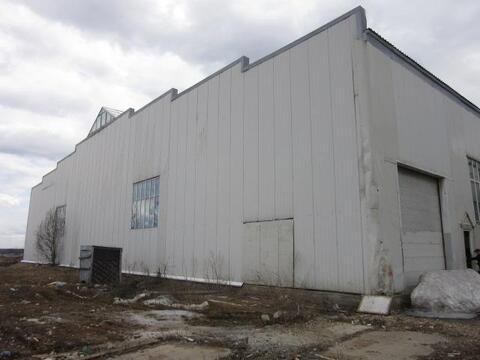Производственно-складское здание 7200 м2, Солнечногорский р-н - Фото 4
