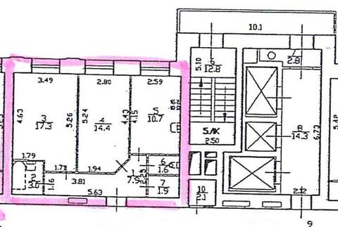 Двухкомнатная квартира в новом доме с евроремонтом, техникой и мебелью - Фото 3