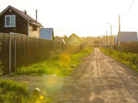 Участок 10 соток, Можайский р-н, Минское шоссе, 97 км - Фото 4