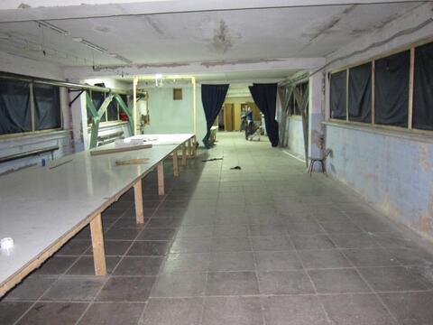 Недорогой склад в двух минутах от метро Выхино