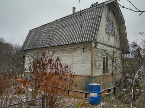 Большой двухэтажный дачный дом в СНТ Анис, г.о. Подольск, Климовск. - Фото 1