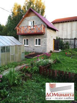 Продам садовый участок с домом - Фото 1