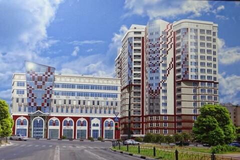 Новостройка. Центр города! ул.Вокзальная 26а. Однушка - Фото 3
