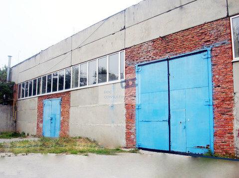 Неотапливаемый склад 318,6 кв.м. в производственно-складском компле. - Фото 1