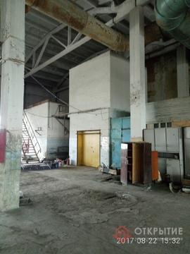 Под производство/склад (5000кв.м) - Фото 5