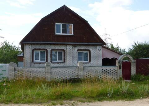 Дом 140 кв.м. на участке 10 сот в черте г.Киржач. - Фото 1