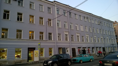 Продажа комнаты, м. Горьковская, Ул. Воскова - Фото 5