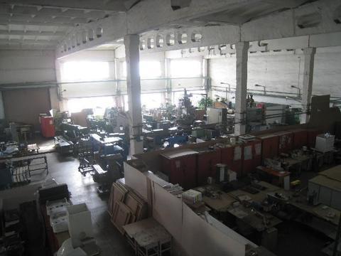 Производственое помещение. - Фото 3
